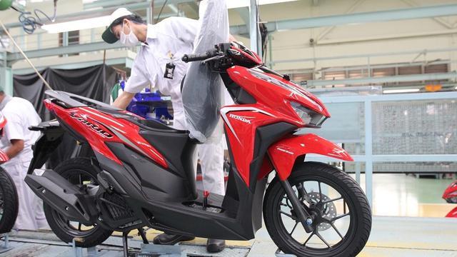 Varian Honda Vario Terbaru 2020