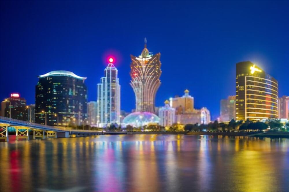 Las Vegas-nya Asia