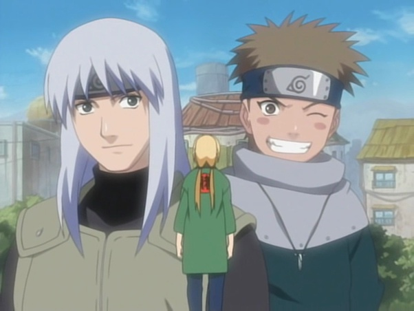 Episode Anime Naruto Paling Romantis
