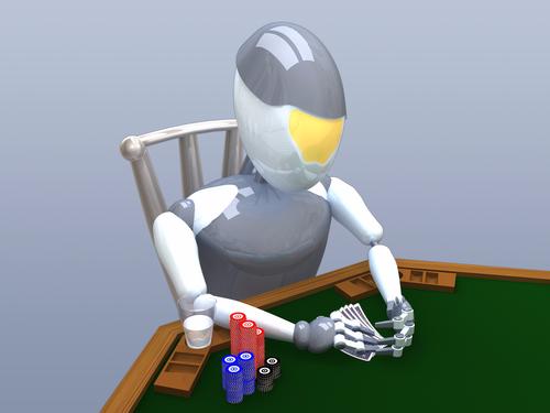 Kecerdasan Buatan Bermain Poker