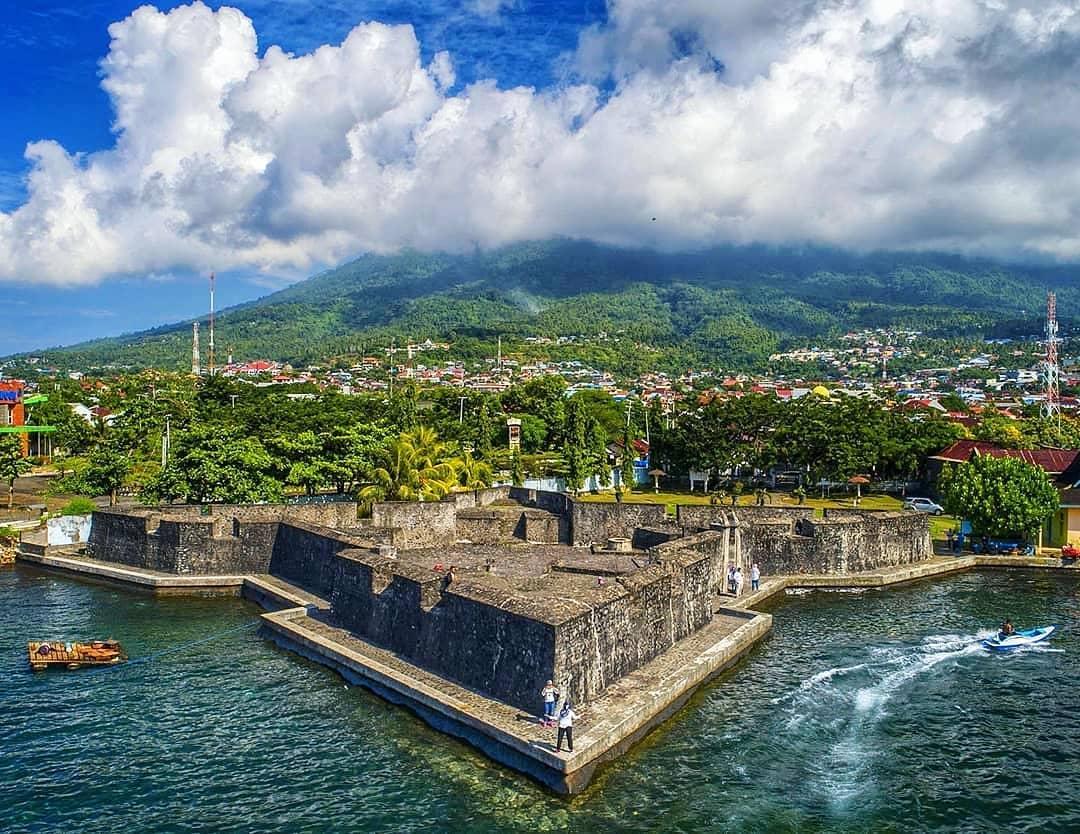 Peninggalan Sejarah di Maluku yang Masih Terawat