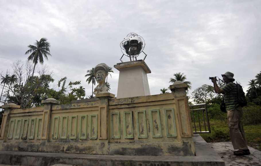Peninggalan Sejarah di Maluku - Museum Perang Dunia II