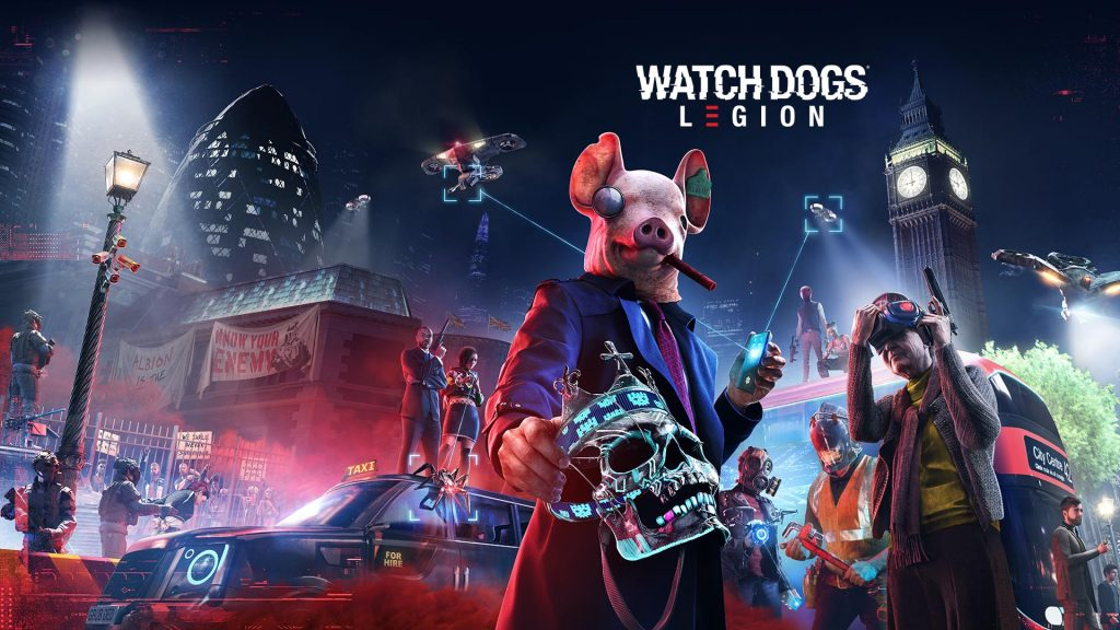 Watch Dogs Legion Review That Explains The Futuristic Concept