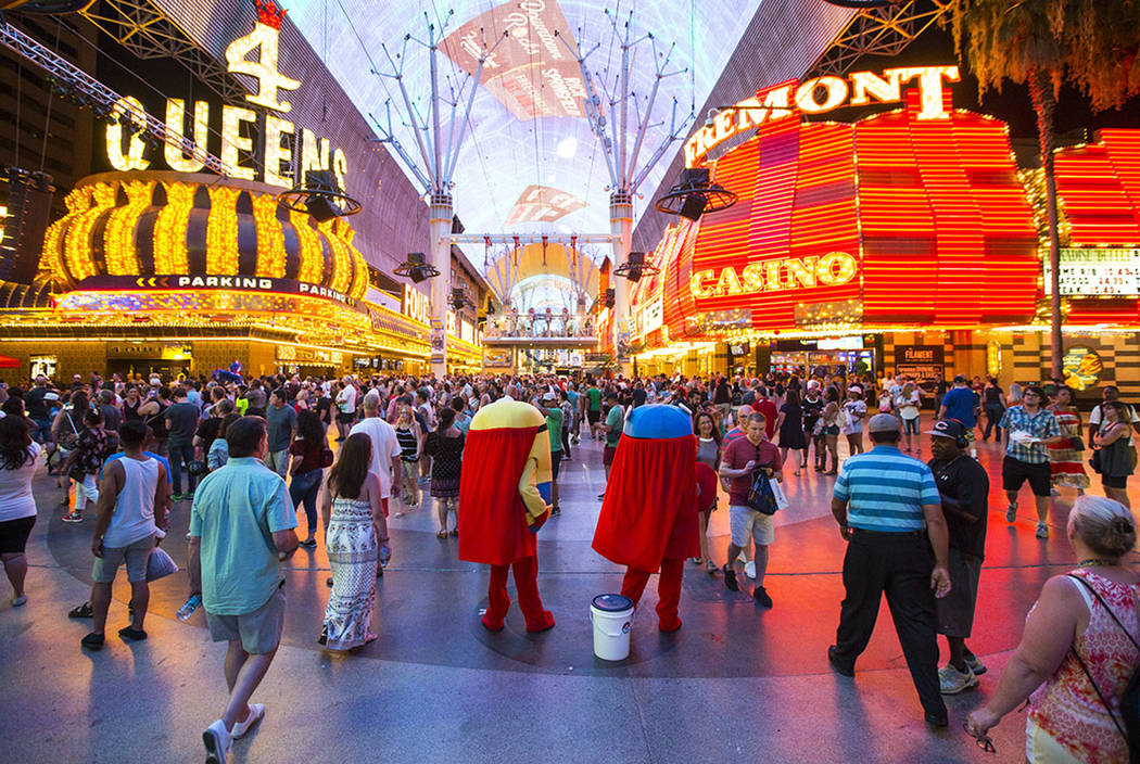 Las Vegas The Gambling Paradise